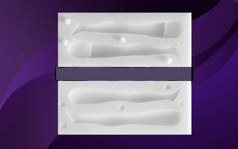 силиконовый молд