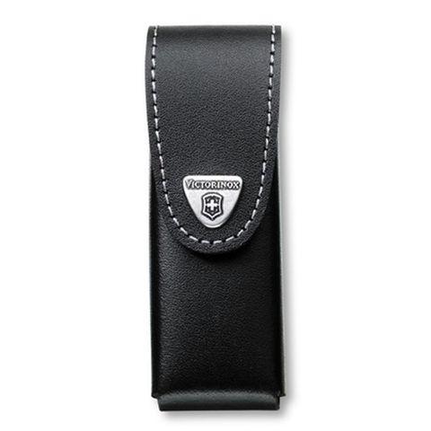 Чехол Victorinox (4.0523.3) для 111мм толщина 1-3 ур кожа черный
