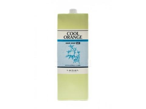 Шампунь для волос  COOL ORANGE HAIR SOAP ULTRA COOL, 1600 мл.