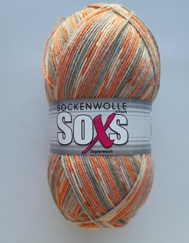 Sockenwolle Soxs 15 купить пряжу для носков