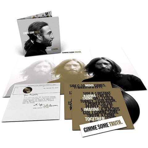 John Lennon / Gimme Some Truth. (2LP)