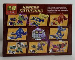 Супер Герои из мстителей 34080 Каменный человек 50 дет. Конструктор