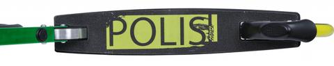 Двухколесный самокат Novatrack Polis Pro 200/180