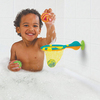 Игрушка для ванны 2 в 1 (Кольцо с мячиками брызгалками)