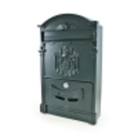 Ящик почтовый №4010 (бронза; темно зеленый)