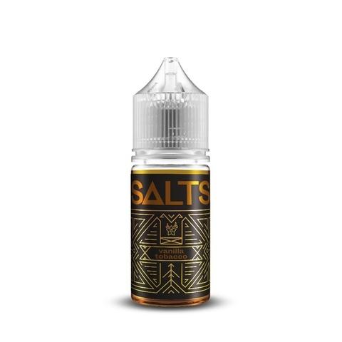 Жидкость Salts 30 мл Vanilla Tobacco