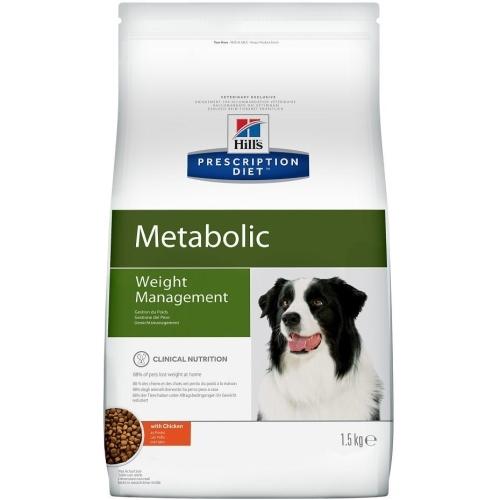 Сухой корм Ветеринарный корм для собак Hill`s Prescription Diet Metabolic, контроль веса, с курицей hill-s-prescription-metabolic-canine-chicken-1_5-kg.jpg