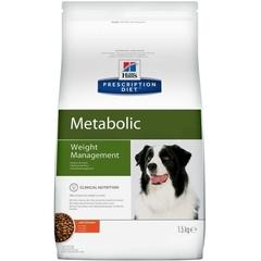Ветеринарный корм для собак Hill`s Prescription Diet Metabolic, контроль веса, с курицей