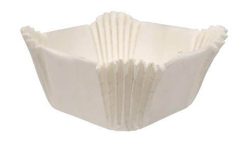 Форма-капсула Квадрат (белый) - 330 штук
