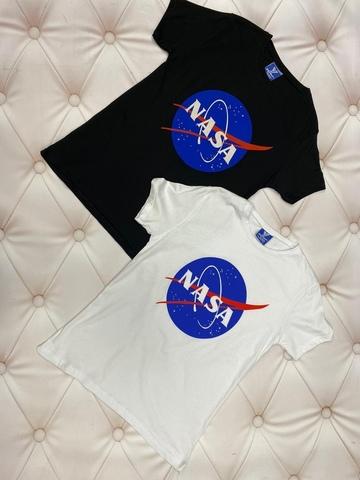 Футболка женская NASA