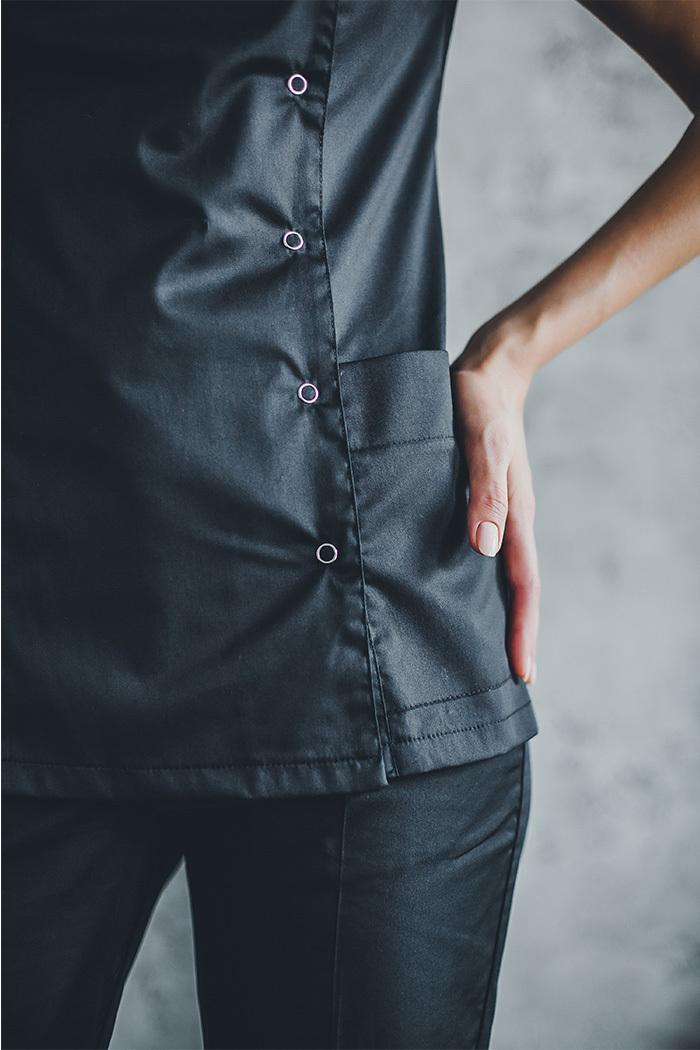 Блуза женская медицинская М 262-к