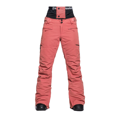 Штаны Horsefeathers LOTTE 15 PANTS spiced coral