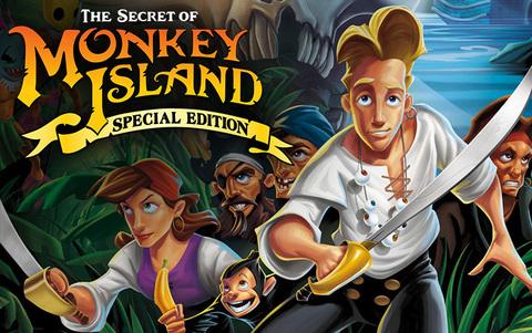 The Secret of Monkey Island : Special Edition (для ПК, цифровой ключ)