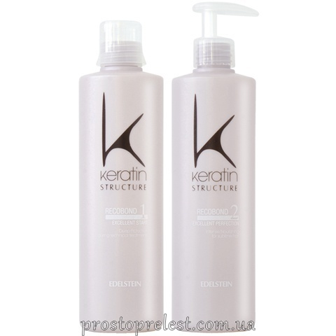 Keratin Structure Recobond Kit - Препарат для защиты и восстановления волос