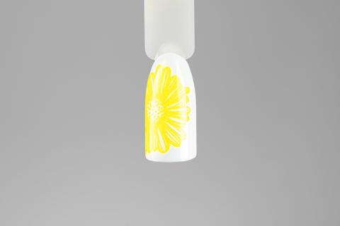 Гель-краска для стемпинга Swanky Stamping, №10 желтая, 8 мл