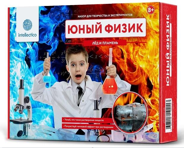"""""""Лёд и пламень"""" набор для экспериментов"""