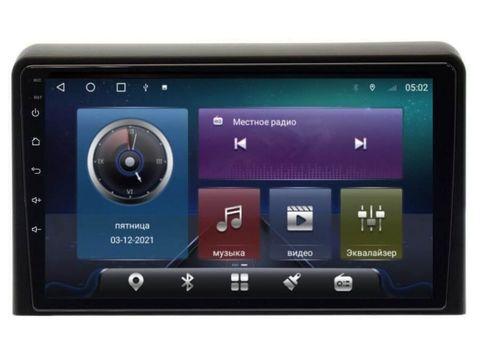 Магнитола для Hyundai Sonata (17-19) Android 10 4/64GB IPS DSP модель CB-2187TS10