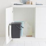 Набор ведер для мусора SORT&GO 12л (2шт), артикул 109980, производитель - Brabantia, фото 7