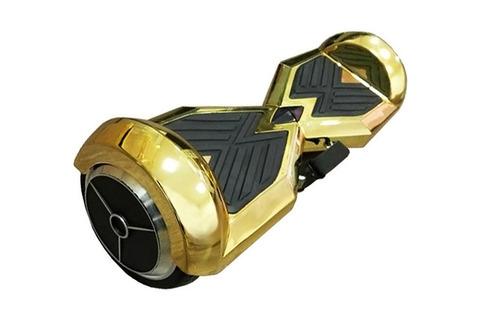 Гироскутер Transformer  с колонками Золотой
