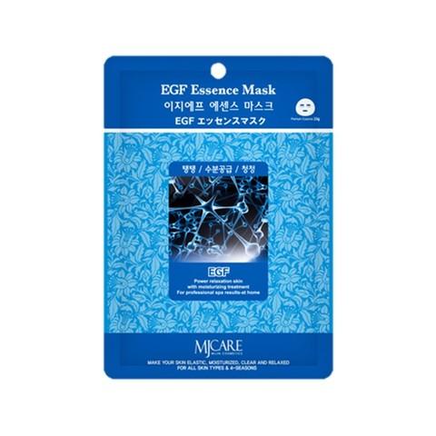 Тканевая маска для лица EGF-комплекс MIJIN Care Mask