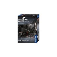 Adventure Games. Квест-приключение: Файлы Мрачного города