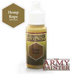 War Paints: Hemp Rope