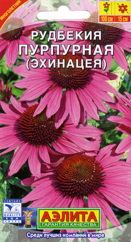 Семена Эхинацея (Рудбекия) Пурпурная, Мнг