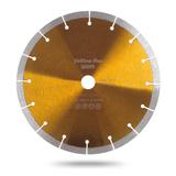 Алмазный сегментный диск Messer Yellow Line Beton. Диаметр 350 мм.