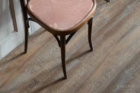 Клеевая виниловая плитка ПВХ Vinilam Dry Back 511003 Дуб Ульм
