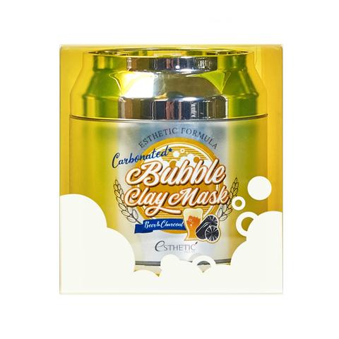 [ESTHETIC HOUSE] Маска для лица ПУЗЫРЬКОВАЯ Esthetic Formula Carbonated Bubble Clay Mask, 80 мл