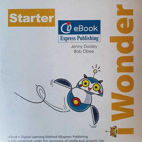 I Wonder Starter ie-book