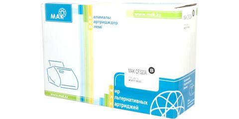 Картридж лазерный цветной MAK© 652A CF320A черный (black), до 11500 стр. - купить в компании MAKtorg