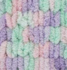 Пряжа Alize Puffy Color цвет 5938