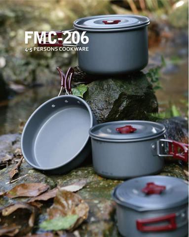 Картинка набор посуды Fire-Maple FMC-206  - 3