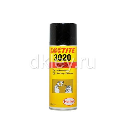 LOCTITE 3020 Спрей для технологической фиксации вырубленных прокладок