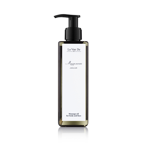 La Van De Массажное масло для лица и тела Massage Oil For Body And Face