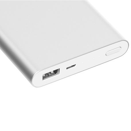 Power Bank 2 10000mAh Silver