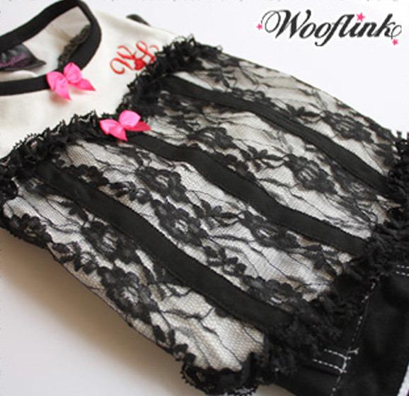 одежда для собак wooflink