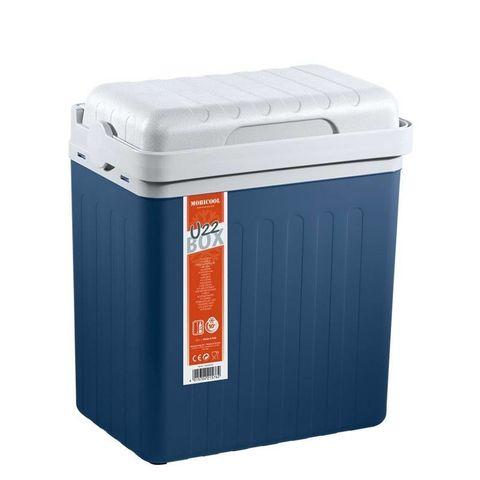 Изотермический контейнер (термобокс) MobiCool U22 (23 л.), синий