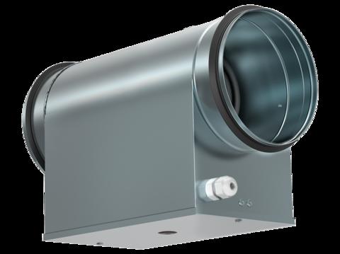 Электрический нагреватель для круглого канала EHC 250-9,0/3