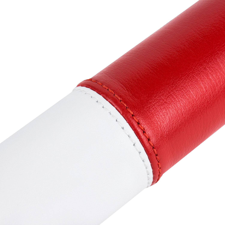 Лападаны Dozen Premier бело-красные ручка