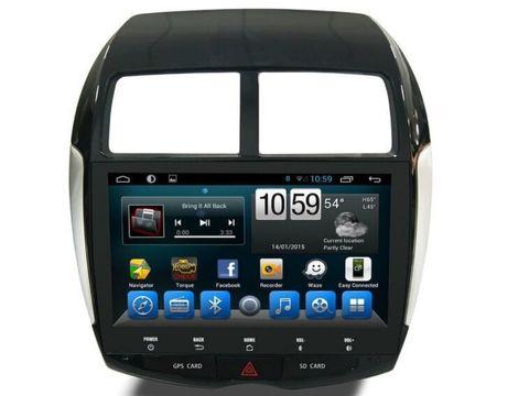 Магнитола для Mitsubishi ASX (10-16) Android 10 4/64GB IPS DSP 4G модель KR-1046-S10