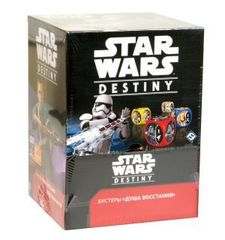 Star Wars: Destiny. Дисплей бустеров «Душа восстания»