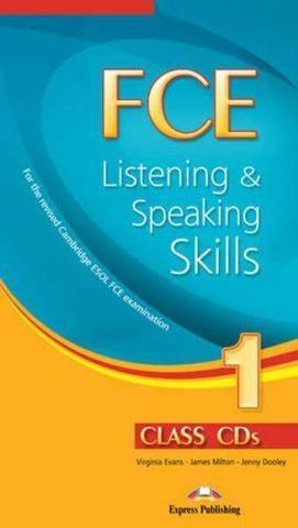 FCE Listening & Speaking Skills 1. Class Audio CDs. (set of 10)(2008)