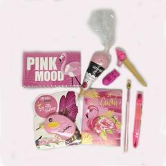 PartyBag  с носками Розовое настроение