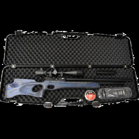 Кейс оружейный АTAMAN 118*30*11 с замками, чёрный