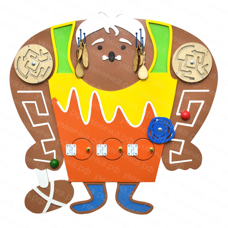 Бизиборды Бизиборд «Пещерный человек» peshernii_chelovek.jpg