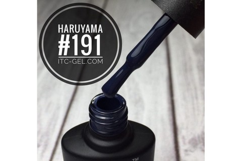 Гель лак Haruyama 8мл (191)