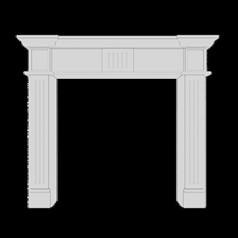 Камин 1.64.100