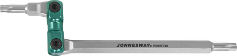 H08WT20 Ключ торцевой карданный TORX®, Т20